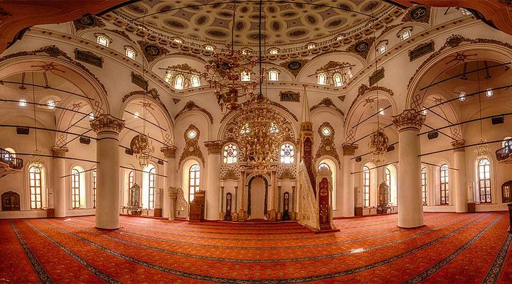 希萨尔清真寺旅游图片