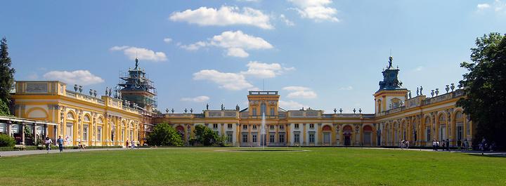 维拉努夫宫旅游图片
