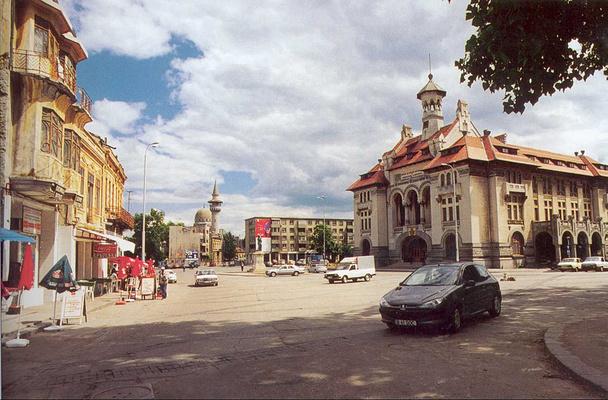 Piața Ovidiu广场旅游图片