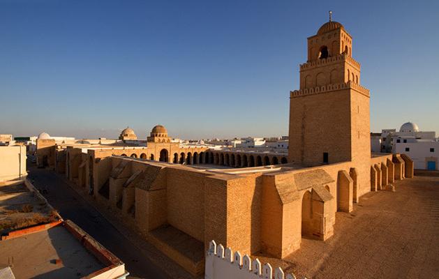 奥克巴清真寺旅游图片