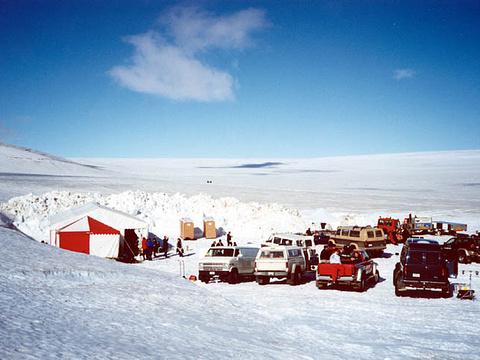 瓦特纳冰原旅游景点图片
