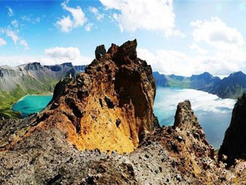 长白山火山国家地质公园旅游景点图片