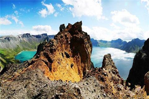 长白山火山国家地质公园的图片