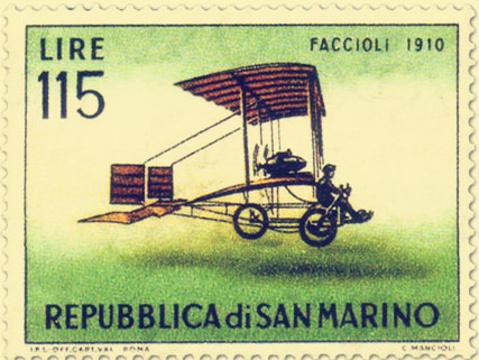 圣马力诺邮票