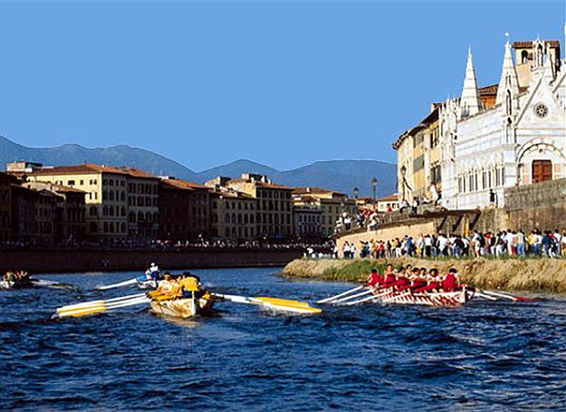 圣拉涅里历史性赛船节
