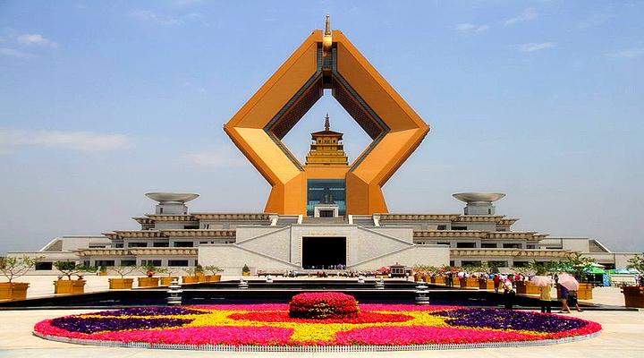 法门寺旅游图片