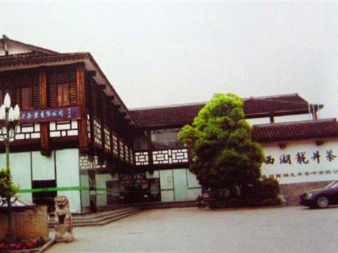 西湖龙井旅游景点图片