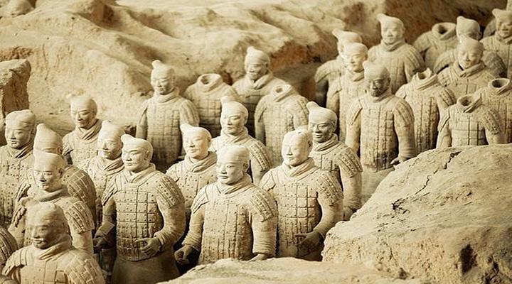 秦始皇兵马俑博物馆旅游图片