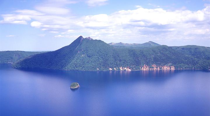 摩周湖旅游图片