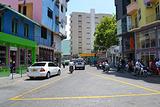 Majeedhee Magu 街