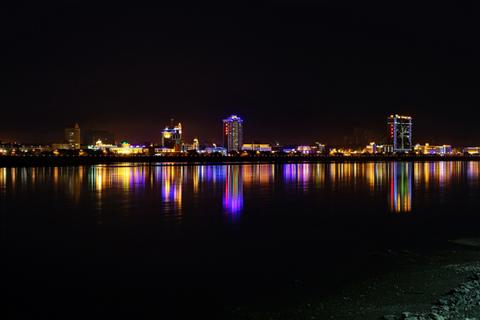 阿穆尔河河岸
