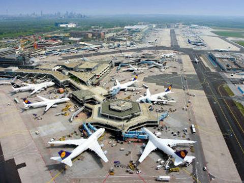 法兰克福机场旅游景点图片