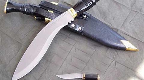 廓尔喀弯刀