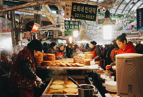 广藏市场煎饼市场