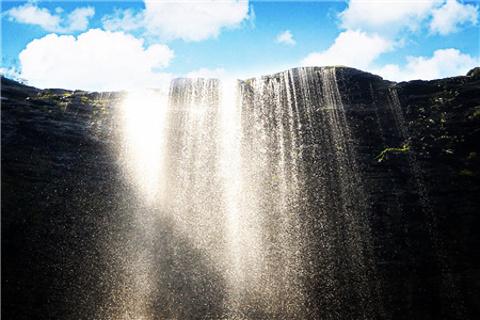 天仙瀑旅游景点图片