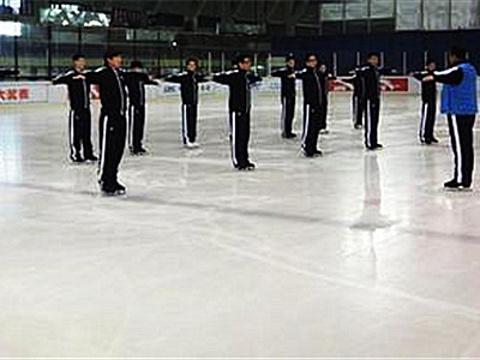 首都滑冰馆旅游景点图片