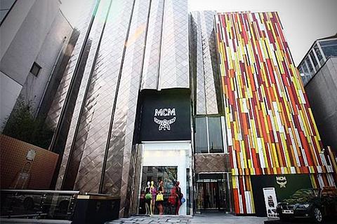 MCM首尔旗舰店