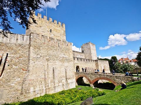 圣若热城堡旅游景点图片