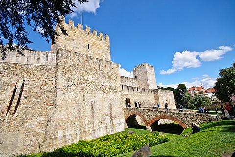 圣若热城堡的图片