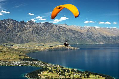 Nzone高空跳伞