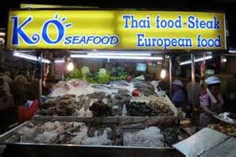 KO海鲜餐厅