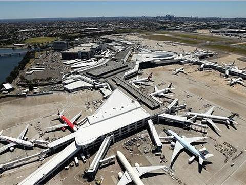 金斯福德史密斯机场旅游景点图片