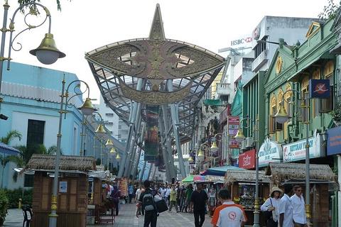 吉隆坡中央市场