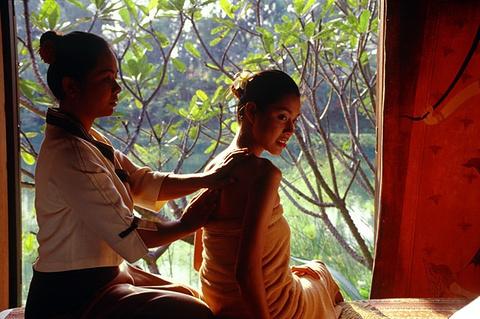 卧佛寺泰式传统按摩学校