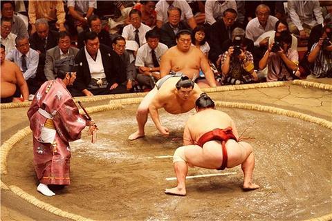 大阪相扑比赛