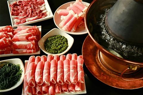 北京涮羊肉