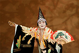 歌舞伎演员体验