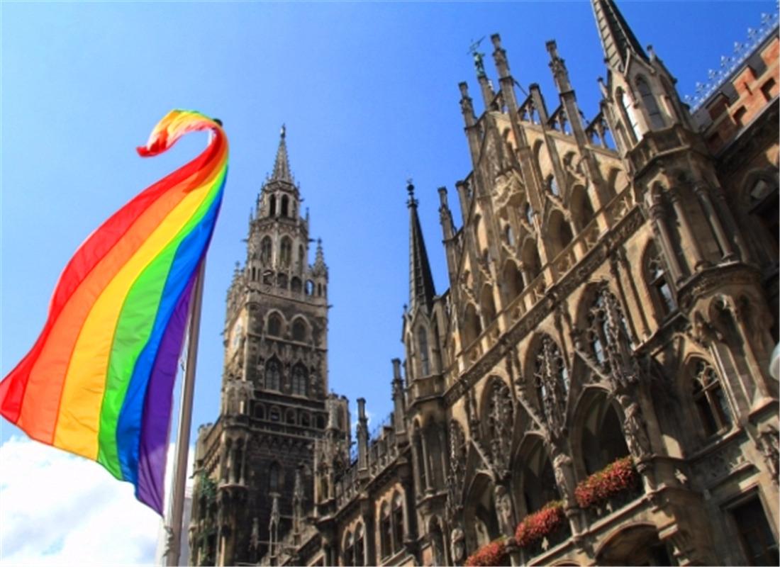 同志大游行(Christopher Street Day München)