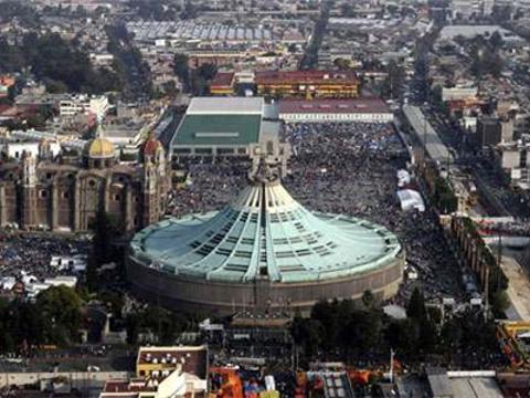 瓜达卢佩圣母大教堂旅游景点图片