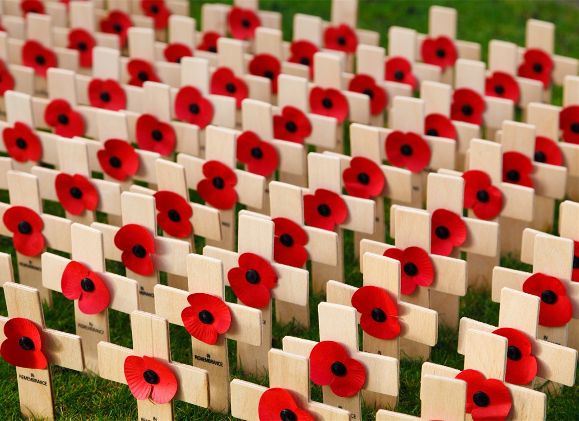 国殇纪念日 Remembrance Day
