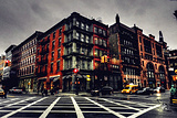 纽约苏活(Soho)区