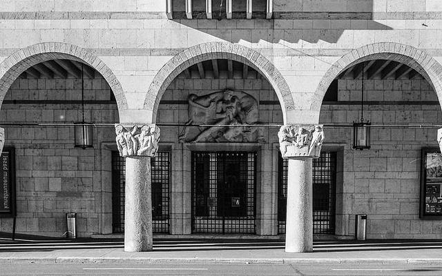现代艺术博物馆旅游图片