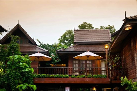 Baan Pai Restaurant, Mae Hong Son