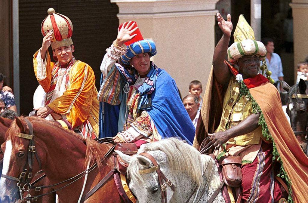三王节(Dia de Reyes)