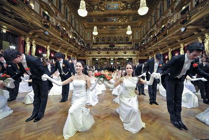 维也纳舞会季