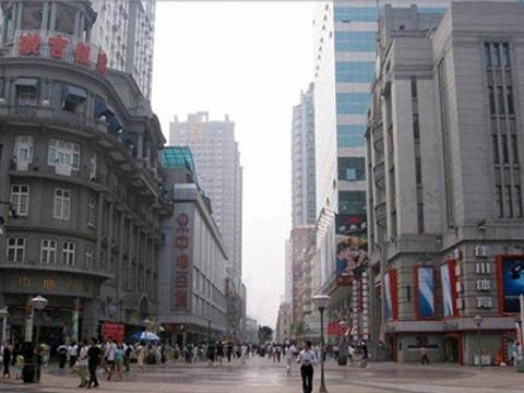 街道口商圈旅游景点图片