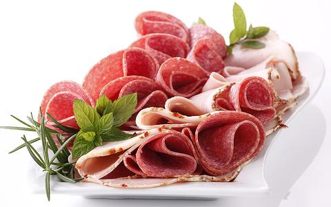 风干牛肉(Bundner fleisch)