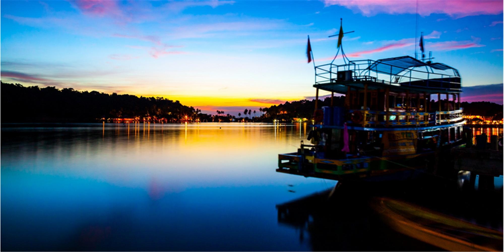 达叻岛屿2日游