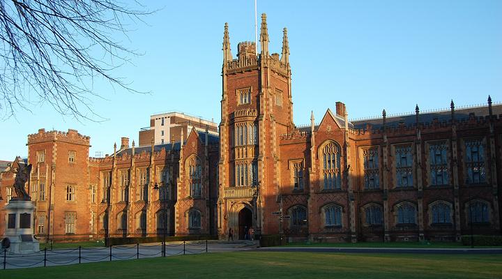 女王大学旅游图片