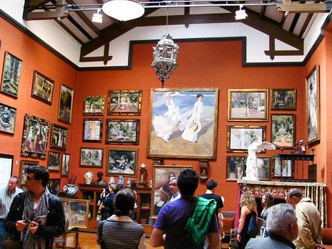 索洛亚博物馆旅游景点图片