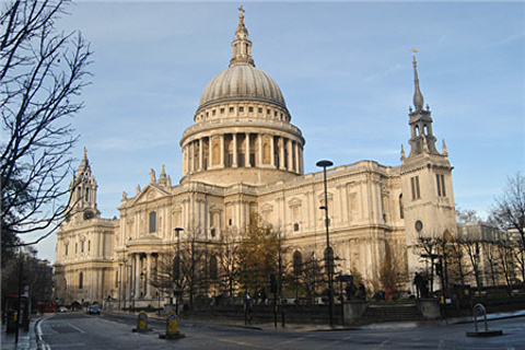 城外圣保禄大殿的图片