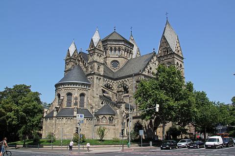科布伦茨 赫茨耶稣教堂