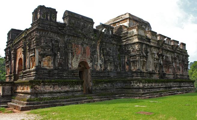 睹波罗摩佛殿旅游图片
