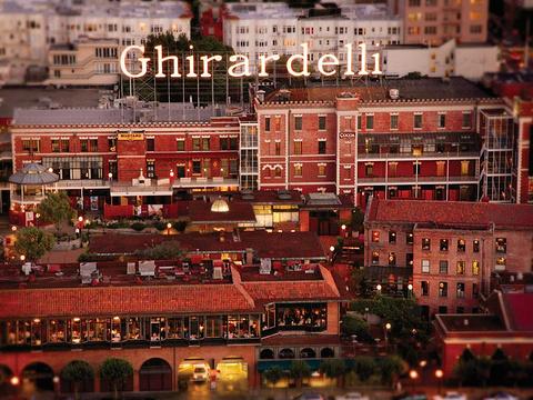 Ghirardelli旅游景点图片