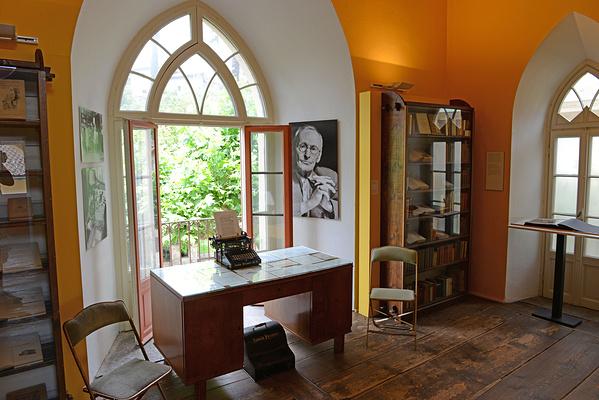赫尔曼·海塞博物馆旅游图片