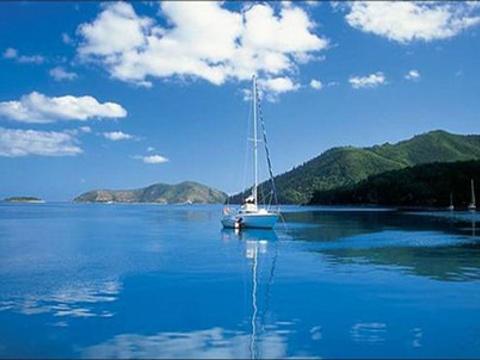 林德曼岛旅游景点图片
